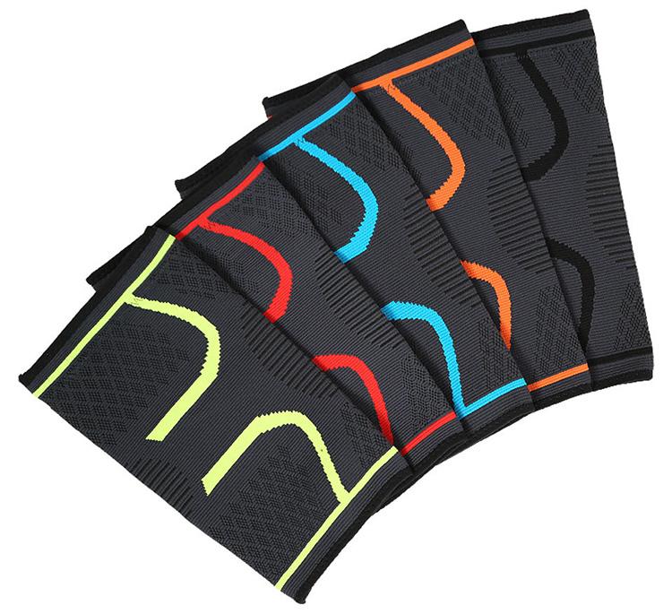Màu sắc của bộ bó gối đàn hồi bảo vệ khớp Aolikes