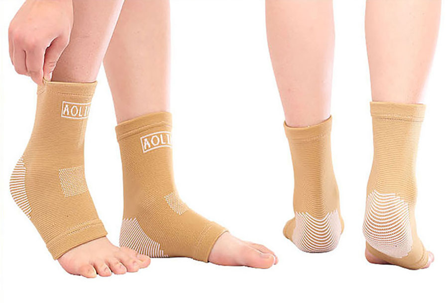 Sản phẩm ôm sát mắt chân, tạo sự thoải mái khi sử dụng