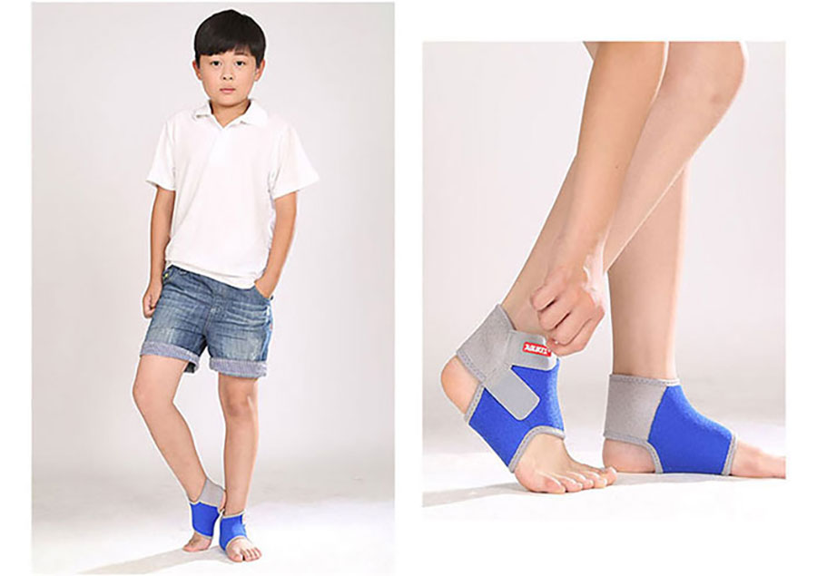 Băng bảo vệ chân sử được cho nam, nữ, trẻ em