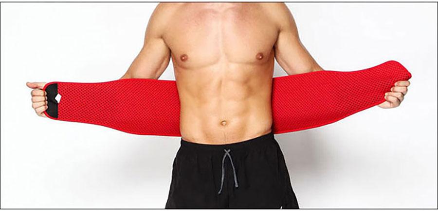 Hướng dẫn sử dụng đai lưng bụng tập Gym đúng cách