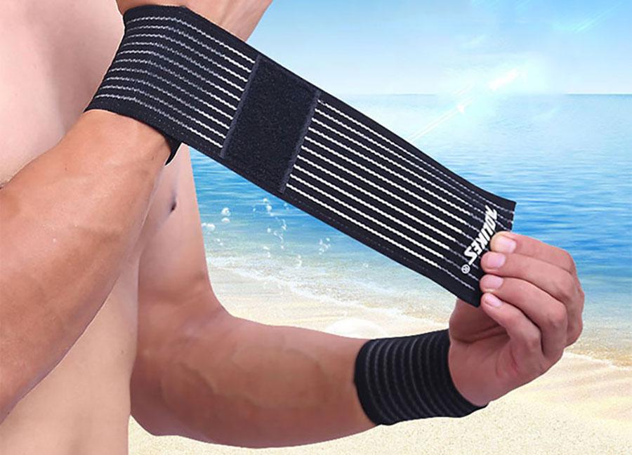 Hướng dẫn sử dụng băng cuốn cổ tay hiệu quả