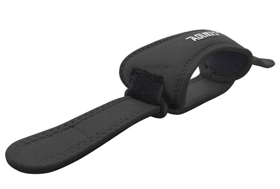 Đai bảo vệ gối có thể điều chỉnh độ dài ngắn tùy theo kích thước đầu gối của người tập