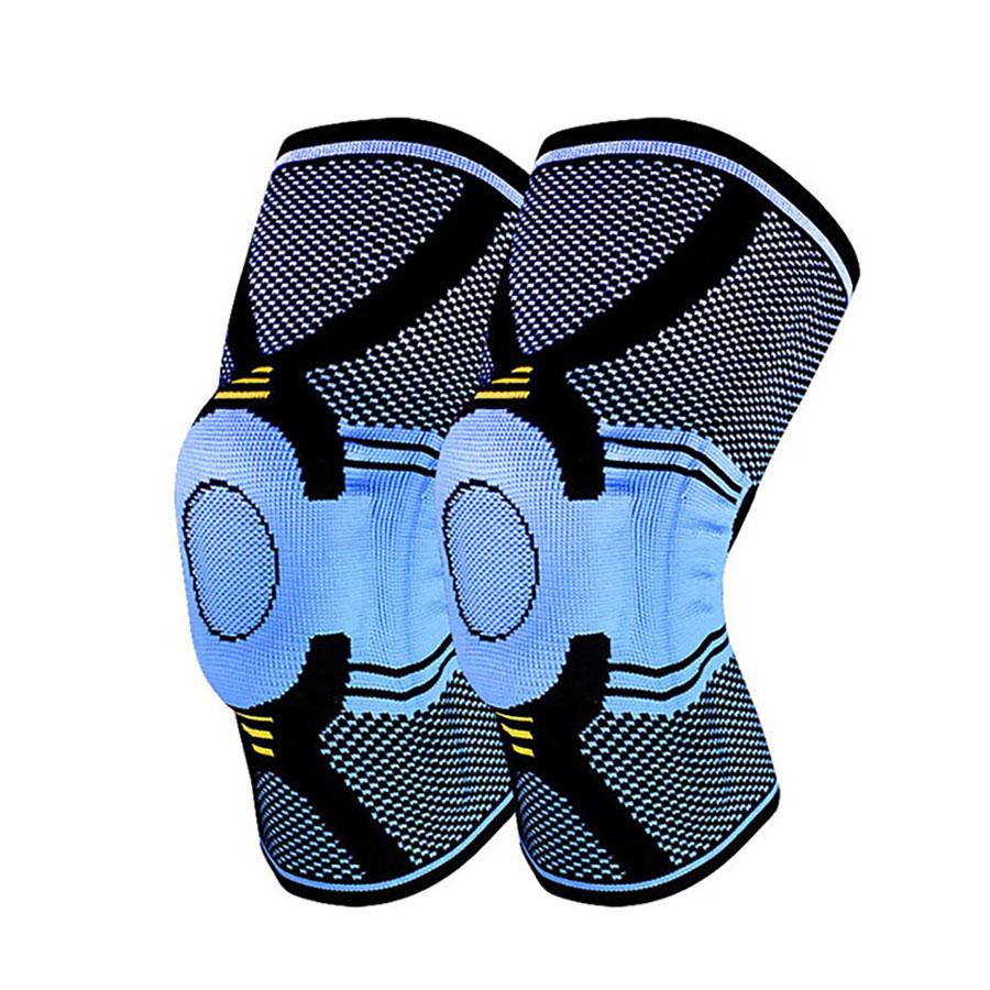 Đai bảo vệ đầu gối giúp gối tránh khỏi va chạm khi luyện tập