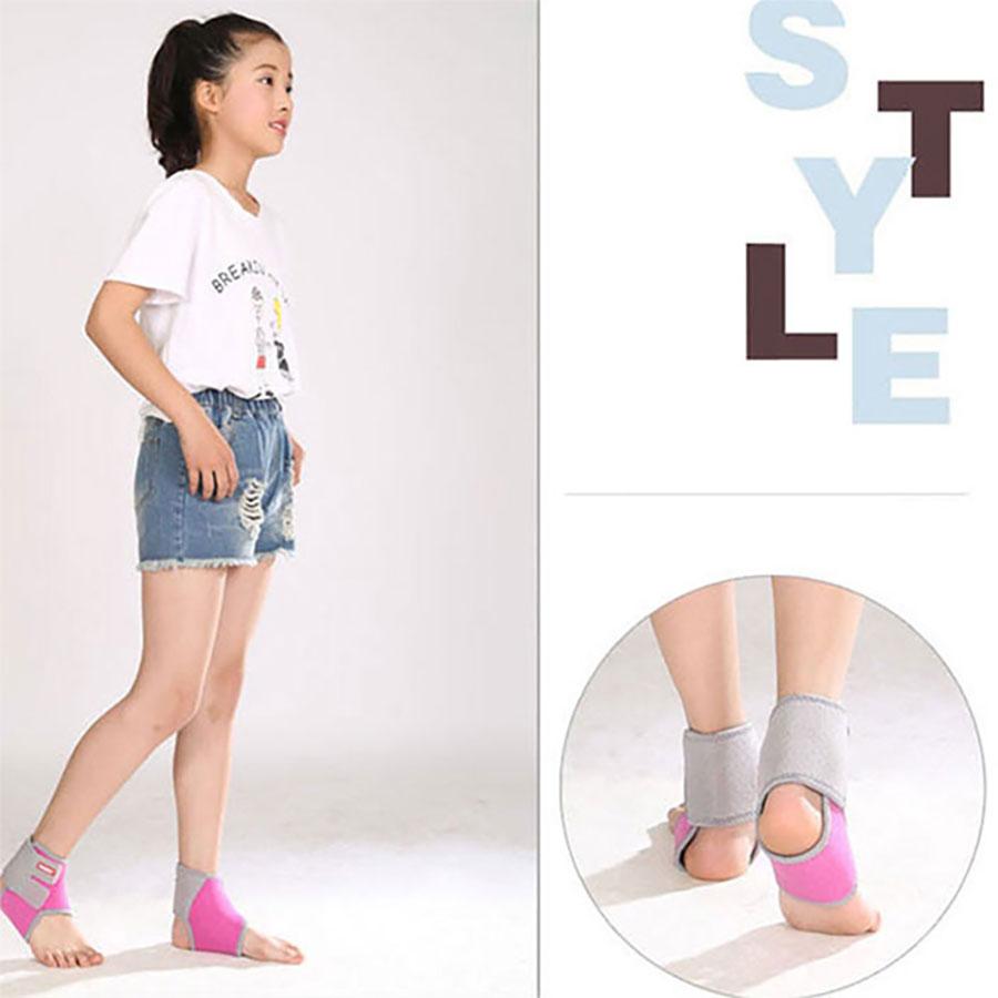 Đai bảo vệ mắt cá chân có thiết kế bắt mắt, hợp thời trang