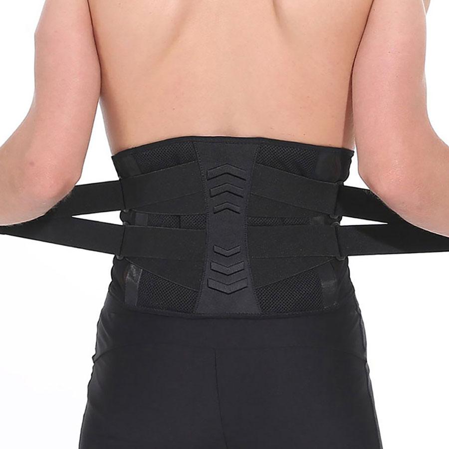 Đai lưng giúp bảo vệ cơ thể tránh khỏi các tổn thương về thắt lưng và cột sống hiệu quả