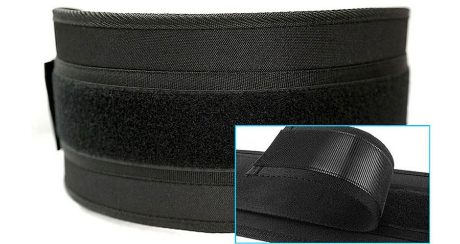 Đai cuốn bảo vệ thắt lưng Aolikes AL1698A có miếng dán chắc chắn