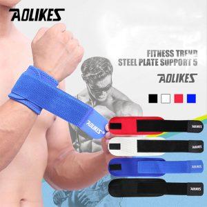 Đai cuốn cổ tay thể dục thể thao Aolikes AL7936 (1 đôi)