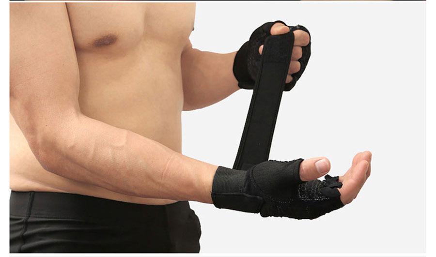 Hướng dẫn sử dụng băng đeo tay thể thao hiệu quả
