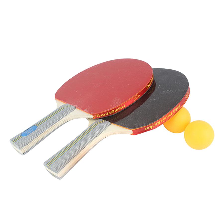 Mua bộ 2 vợt bóng bàn Aolikes AL9841B được tăng 3 quả bóng bàn