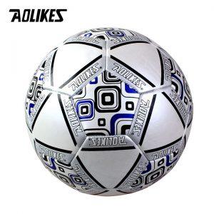Bóng đá số 5 da PU cao cấp chính hãng Aolikes AL608