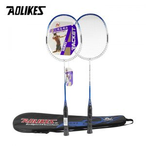 Bộ 2 vợt cầu lông cho trẻ em Aolikes AL6631 (1 đôi)