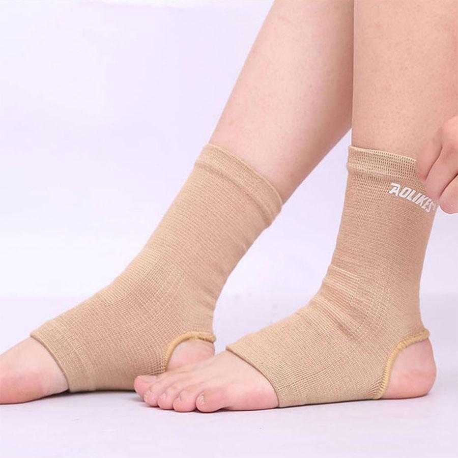 Hỗ trợ phục hồi chân sau chấn thương, bảo vệ mắt cá chân tránh hiện tượng: Đau mỏi, bầm tím, sưng phù, biến dạng,…