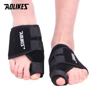 Băng cuốn bảo vệ gan bàn chân, ngón chân Aolikes AL1051 (1 Đôi)