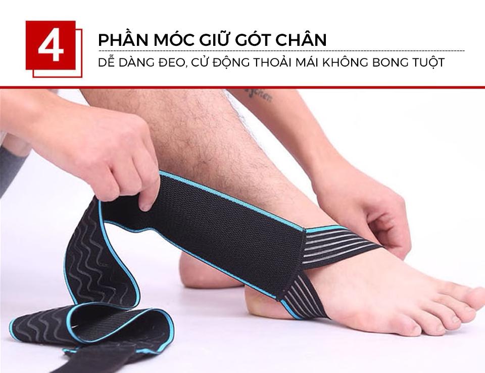 Móc giữ gót chân