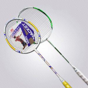 Bộ 2 vợt cầu lông hợp kim nhôm chính hãng Aolikes AL8306 (1 đôi)