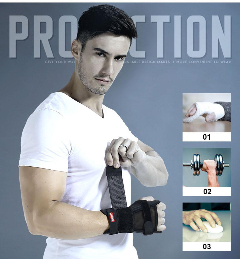 Băng cuốn cổ tay rất hữu ích trong việc phục hồi chấn thương