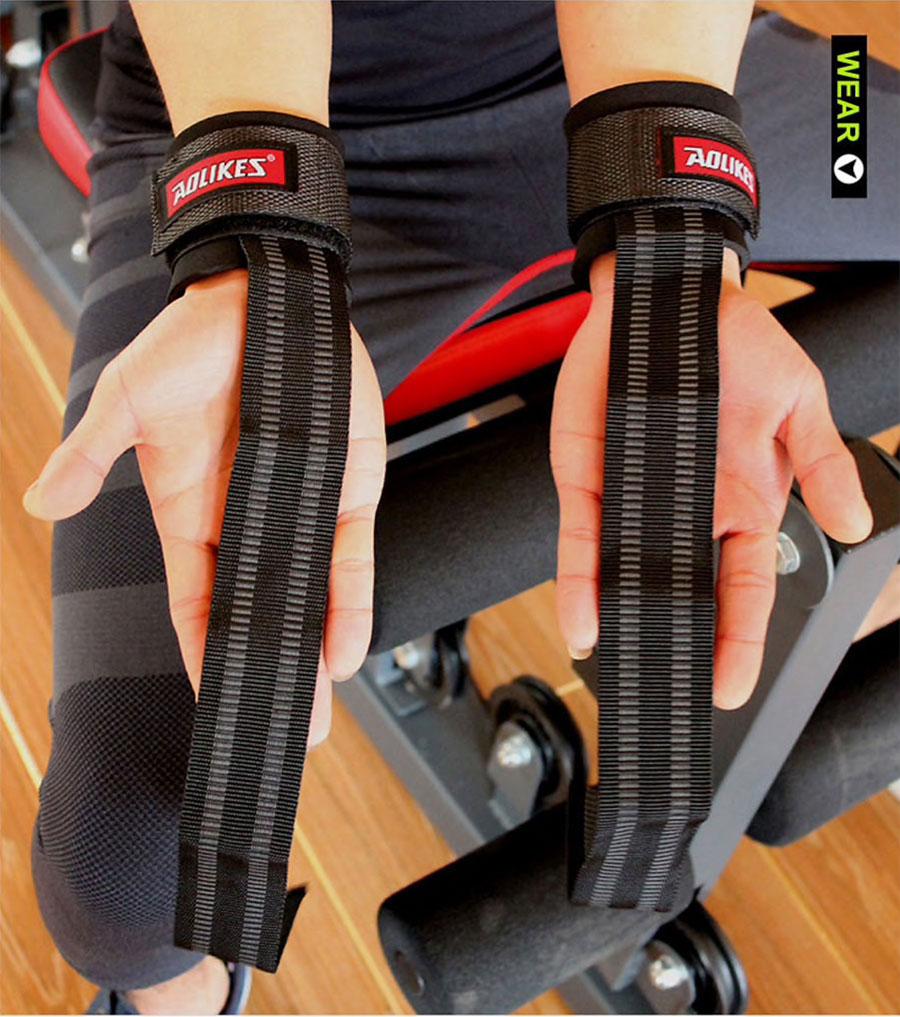 Cách sử dụng dây kéo lưng trợ lực cổ tay hiệu quả