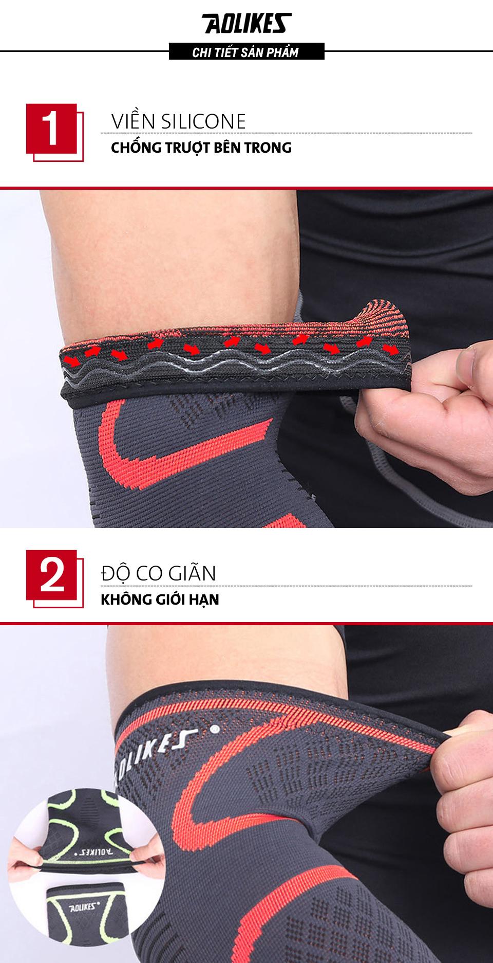 Điểm nổi bật của sản phẩm bảo vệ khuỷu tay được người dùng yêu thích