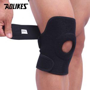 Băng bảo vệ đầu gối đa năng Aolikes AL7616 (1 đôi)