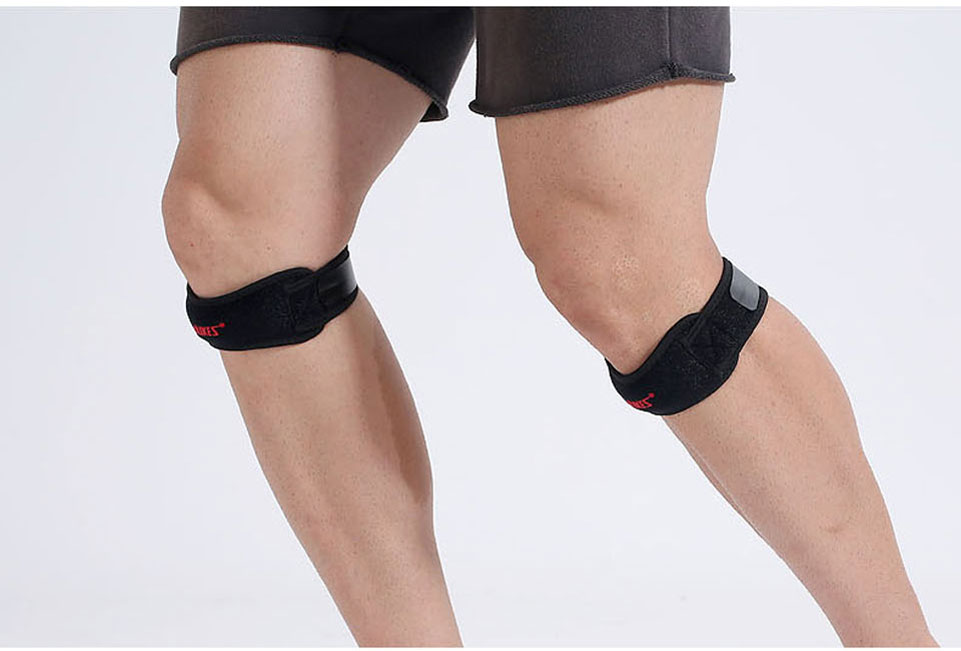 Thiết kế mới của bó gối tập trung vào vùng đầu gối