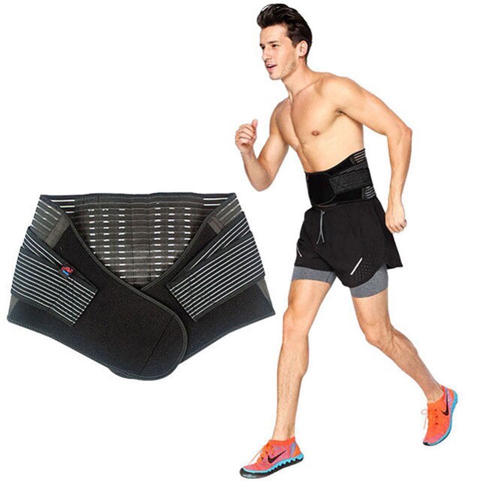 Đai bảo vệ lưng sử dụng cho nhiều môn thể thao: gym, chạy bộ,..
