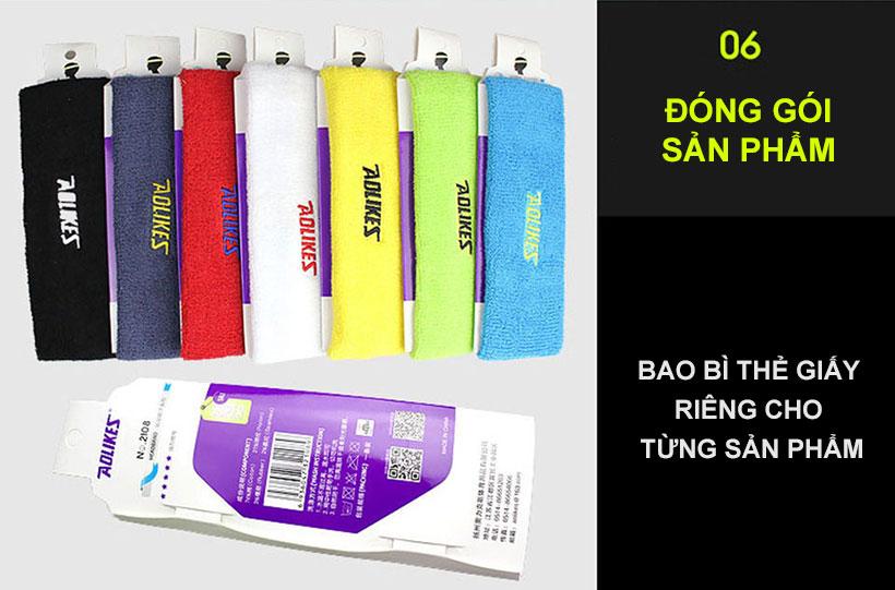 Mỗi sản phẩm của chính hãng Aolikes đều có túi giấy đi kèm