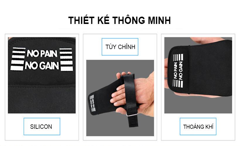 Găng tay bảo vệ dễ dàng sử dụng