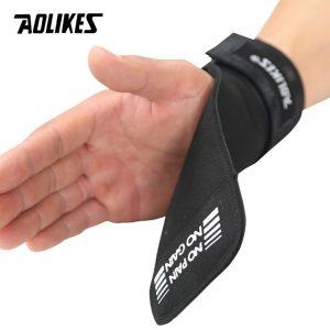 Găng bảo vệ lòng bàn tay tập thể hình Aolikes AL7639