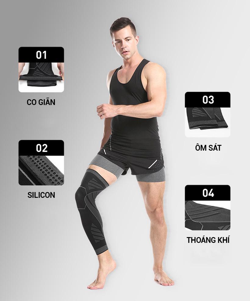 4 đặc điểm nổi bật của đai bó ống chân