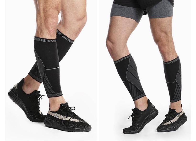Đeo gen nịt bắp chân đúng cách