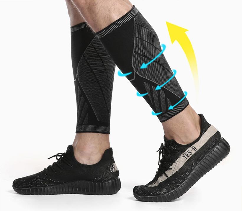 Thiết kế uốn lượn theo kết cấu của bắp chân