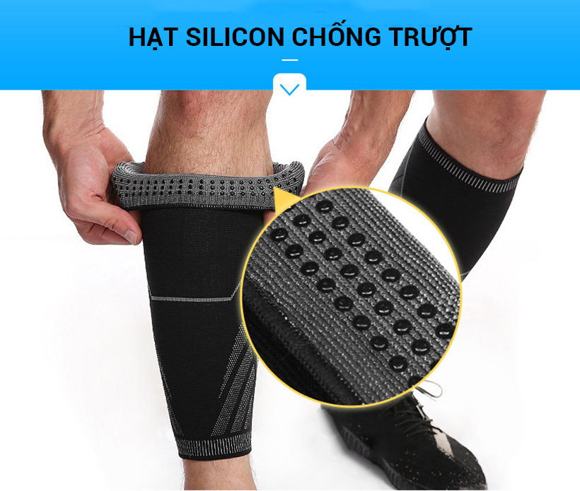 Thiết kế mới bổ sung thêm hạt silicone chống trơn trượt
