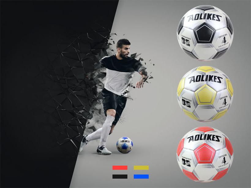 Quả bóng đá số 4 Aolikes AL606