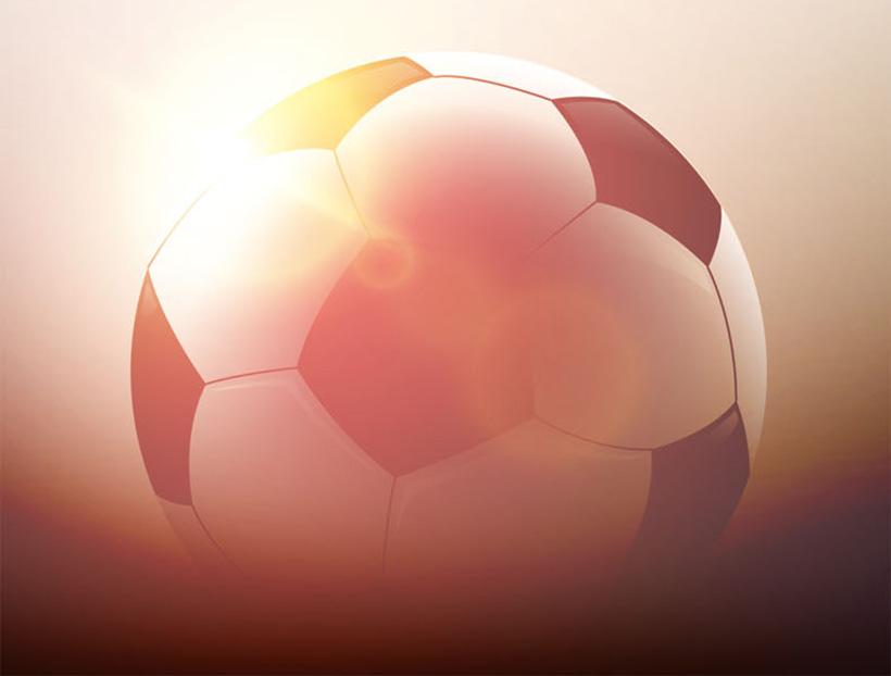 Bóng đá sử dụng cho thi đấu chuyên nghiệp