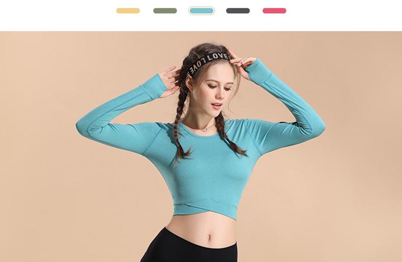 Áo dài tập gym, yoga, chơi thể thao chất liệu siêu mát, siêu thấm