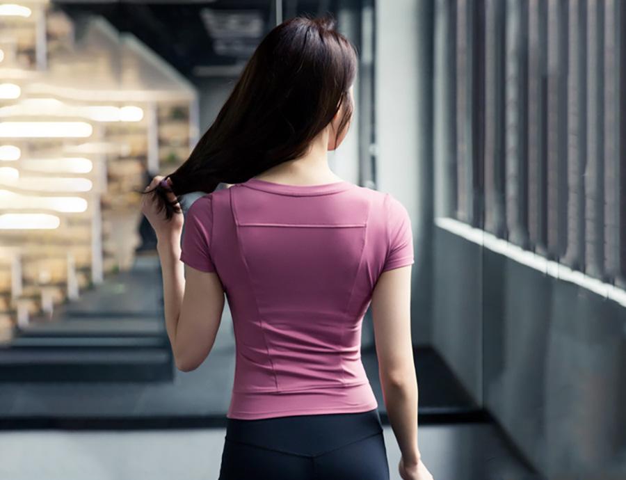 Áo chuyên dụng dành cho tập thể thao, nhưng bạn có thể mặc đi dạo phố, mặc ở nhà đều phù hợp