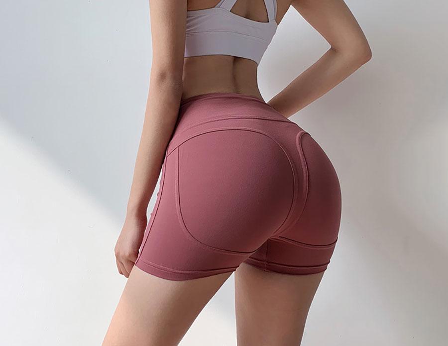 Chiếc quần short tập Gym nữ có thể thiêu đốt bất kỳ ánh nhìn nào