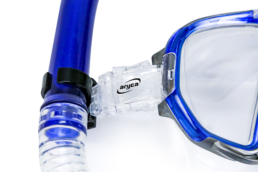 Bộ kính lặn, ống thở Aryca SG5