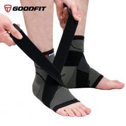 băng cổ chân thể thao đàn hồi