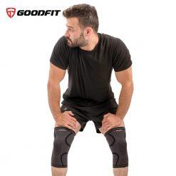 bó gối thể thao đàn hồi goodfit