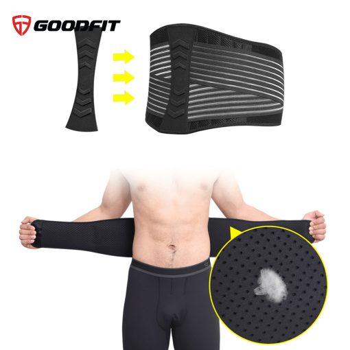 đai lưng tập gym bảo vệ cột sống