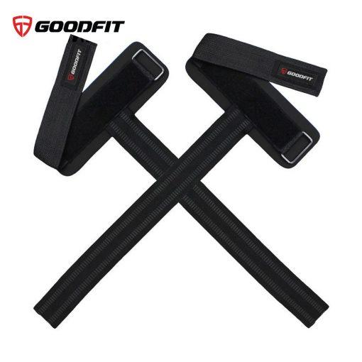 dây kéo lưng tập gym lifting straps gf731ls