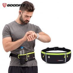 túi đeo hông đeo bụng chạy bộ nam nữ goodfit GF106RB